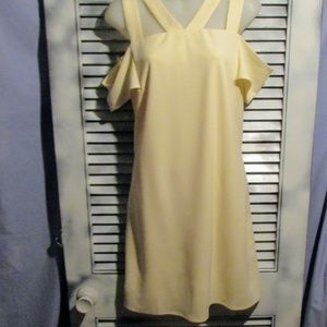London Times Dresses - London Style Size 8 Off Shoulder Dress